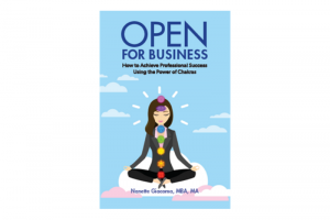 Open for Business book cover