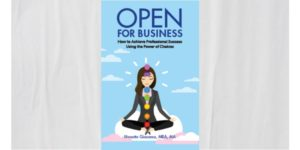 Open for Business book by Nanette Giacoma